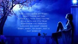 Not a Day Goes By - Lonestar Lyrics