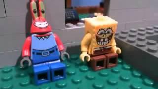 Lego Spongebob ׃ Nasty Patty