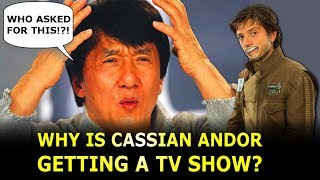 why is cassian getting a show?