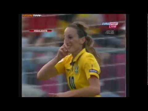 Kosovare Asllani Goals and Skills