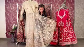 Latest Wedding Bridal Lehenga Styles for Modern Brides 2019