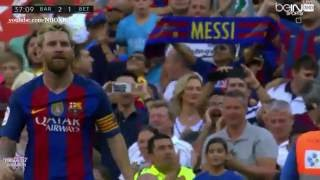اهداف مباراة برشلونة وريال بيتيس 6-2-شاشة كاملة تعليق الشوالي20-08-2016-HD