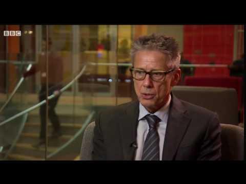 Professor Christian Dustmann on BBC News at One 15.02.2017