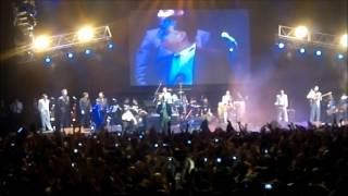 """La nueva luna 15/9 Luna Park """"La noche sin ti"""""""