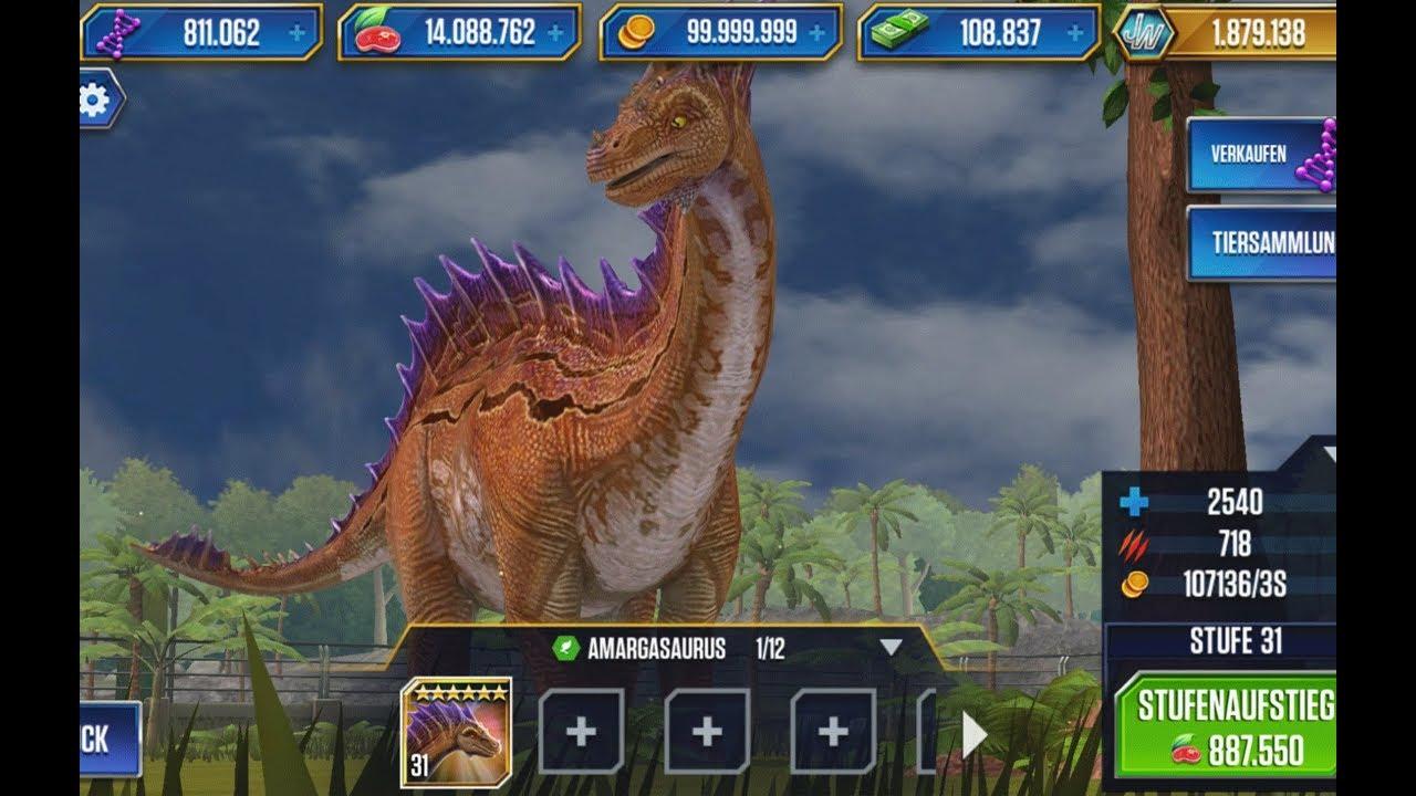 Jurassic world das spiel