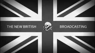 "The New British Broadcasting Station ""black"""