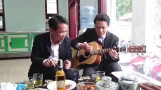 Cs Hà Hùng vs Guitar Xuân Hưởng cover Mùa Xuân Bên Cửa Sổ