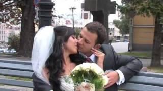 Борисполь свадебный клип Игоря и Ани