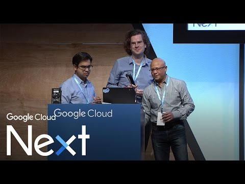 Google Cloud Platform's resilient and scalable software-defined cloud (Google Cloud Next '17)