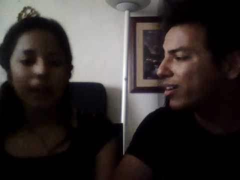 Si no estás conmigo - cover by Dalila&Adrián Gallegos