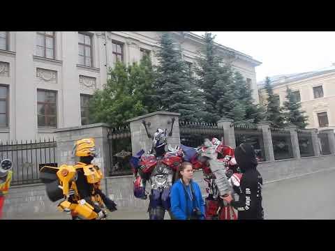 Казань | улица Баумана - казанский Арбат
