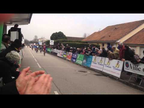 Châteauroux - Le Poinçonnet - Limoges 2015 : l'arrivée en vidéo!