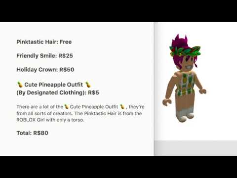 Full Download] Roblox Outfits For Girls That Are Under 80 Robux