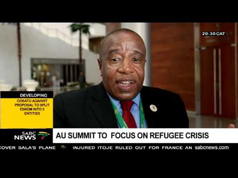 The 2019 AU Summit to focus on the refugee crisis