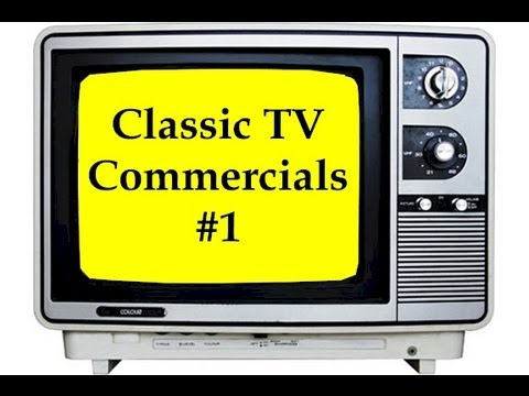 Old Classic Television Commercials #1