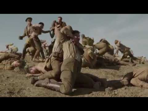 Gallipoli - Battle at the Nek