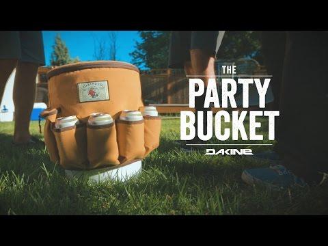The Dakine Party Bucket