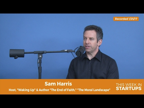 Sam Harris on how Westworld crosses uncanny valley of robotics & raises moral issues about humanity