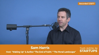 sam harris on how westworld crosses uncanny valley of robotics raises moral issues about humanity