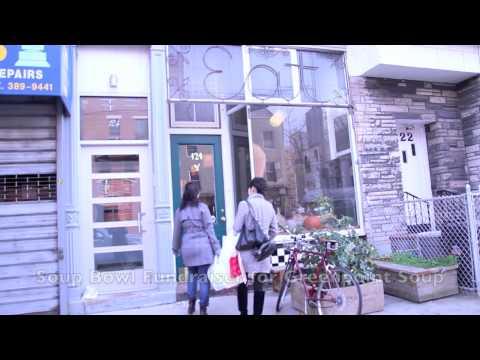 Krrb Presents Community Building in Greenpoint Brooklyn