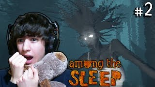 TERRORIZZATO COME UN BAMBINO! - Among The Sleep - #2