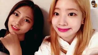 "180619 [TWICE] Tzuyu sings ""baby i'm Missing you~"""