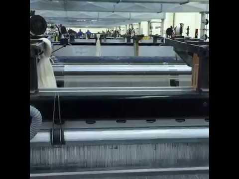 hemp fabric production