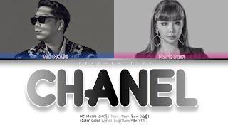 MC MONG (MC몽) - Chanel (샤넬) Feat. Park Bom (박봄) (Color Coded Lyrics Eng/Rom/Han/가사)