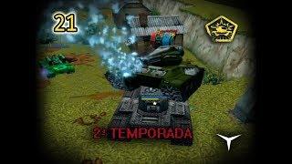 21.Rugby machacado (Tanki Online - Temporada 2) // Gameplay