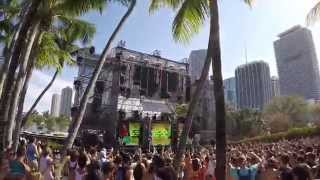 Milo & Otis @ Ultra 2015 | Wonderwall (Milo & Otis Remix)