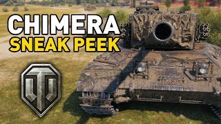 World of Tanks || Chimera - Sneak Peek