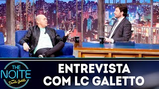 Baixar Entrevista com LC Galetto | The Noite (12/10/18)