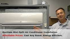 MN Ductless Air Conditioners Minneapolis St Paul