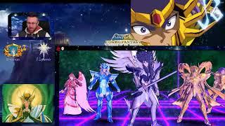 SSCF live : Crusade Vesperia vs Starhill