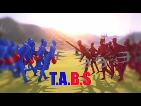DIS IS T.A.B.S! Also known as the best simulator ever!