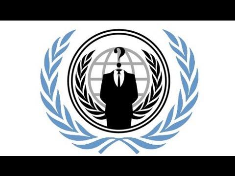Anonymous Hacks UN For Palestine