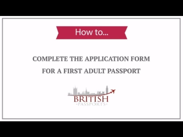 Uk Passport Interview Travelerbase Traveling Tips Suggestions