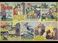 Seeing You In The Funny Papers: Those Classic Sunday Comics We Loved