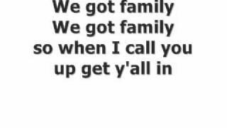 Temple Cloud - One Big Family Lyrics