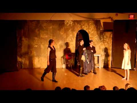 The Tempest - performed by Touchstone Community School's Older Student Program