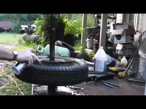 cheetah tire machine