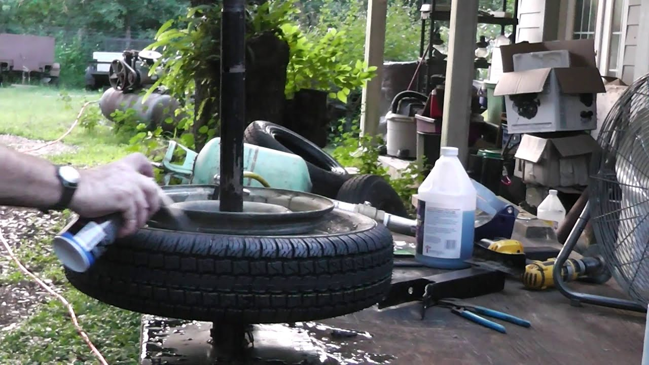 homemade tools 1 cheetah tire bead seater step by step how to [ 1280 x 720 Pixel ]