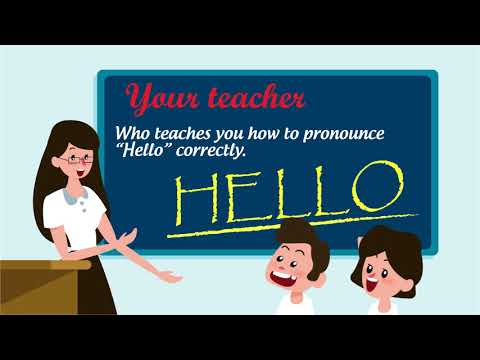 Your Teachers, Who Are They?