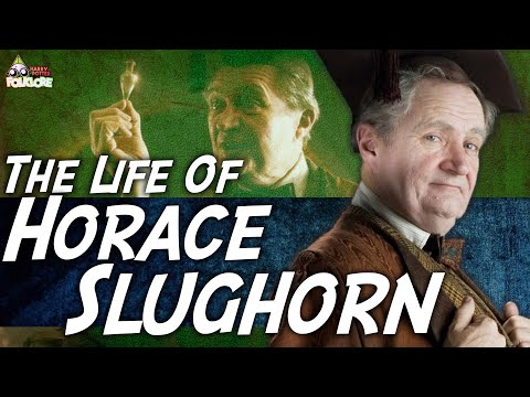 The Life Of Horace Slughorn