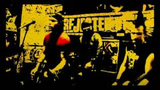 "Rejected Youth - ""Refuse/Resist"" Concrete Jungle Records"
