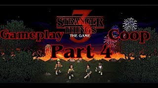Stranger Things 3 The Game en duo coop l Part 4 l No russian