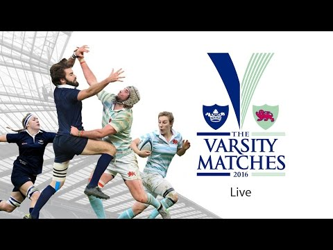 2016 Rugby Varsity Match Oxford Uni v Cambridge Uni - Battle of the Blues