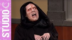 Darth Sidious in Star Wars Episode VII: The Force Awakens