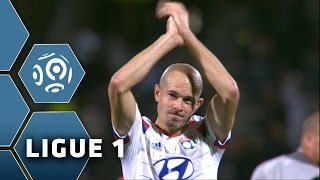 Olympique Lyonnais - AS Monaco (2-1)  - Résumé - (OL - MON) / 2014-15