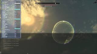ENB Sunsprite distortion demo